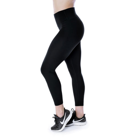 Leggings, Supersoft, Schwarz