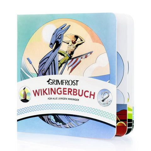 Grimfrost Wikingerbuch