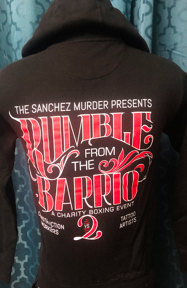 Rumble From The Barrio Hoodie
