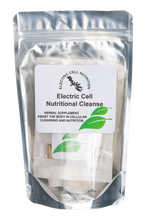 Electric Cell Nutrition Cleanse & Revitalization  1 Month