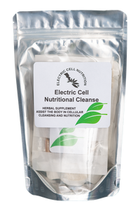 Electric Cell Nutrition Cleanse & Revitalization  2 Week