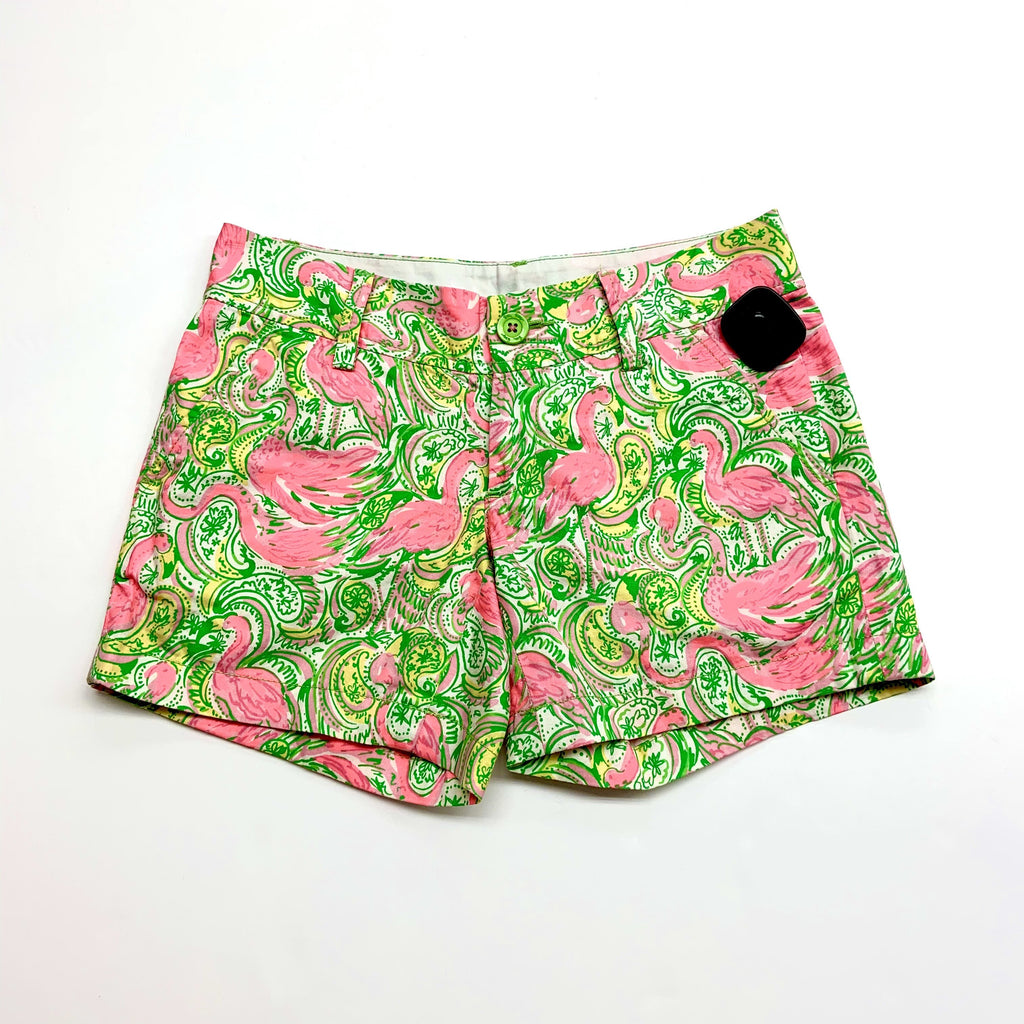 [product vendor] Lilly Pulitzer Shorts, Size 00 - Sandy's Savvy Chic Resale Boutique