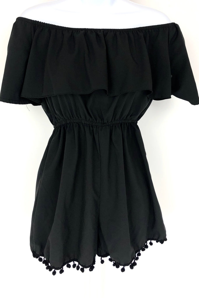 [product vendor] No Brand SIZE S ROMPER - Sandy's Savvy Chic Resale Boutique
