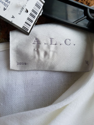 ALC White Blouse