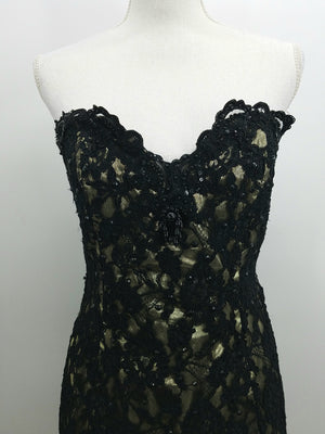 Women's After Five Black Cocktail Dress