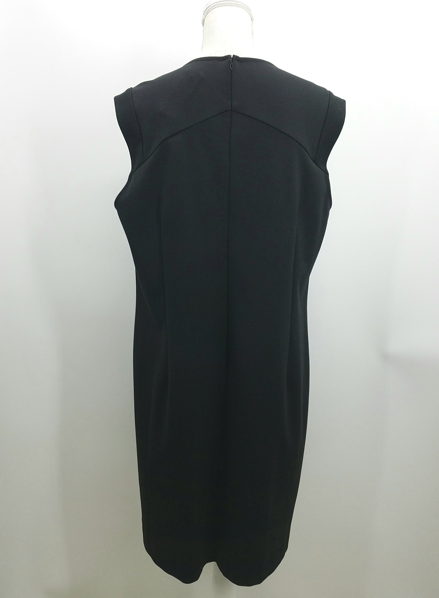 Ann Taylor Black Dress, Casual