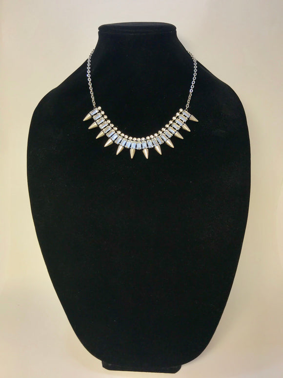 Banana Republic Silver Necklace