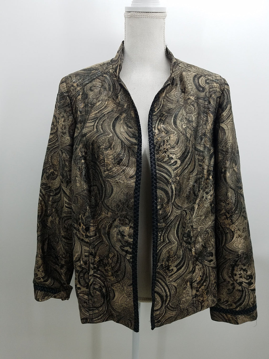 Chicos Brown Blazer