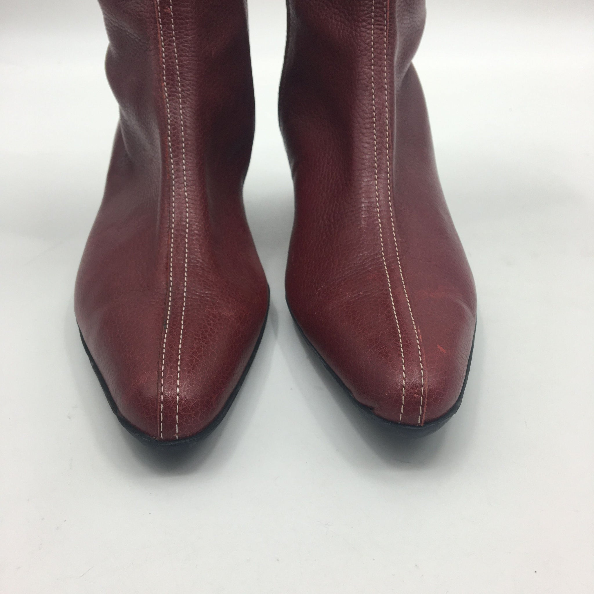 Coach Red Shoes, Boots