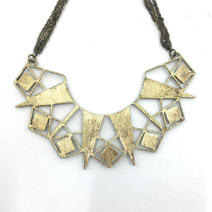 Costume Bronze Necklace