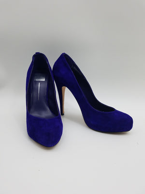 Dolce Vita Purple Shoes, Heels