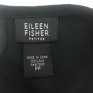 Eileen Fisher Green Blouse