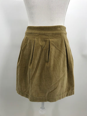Frenchi Tan Skirt