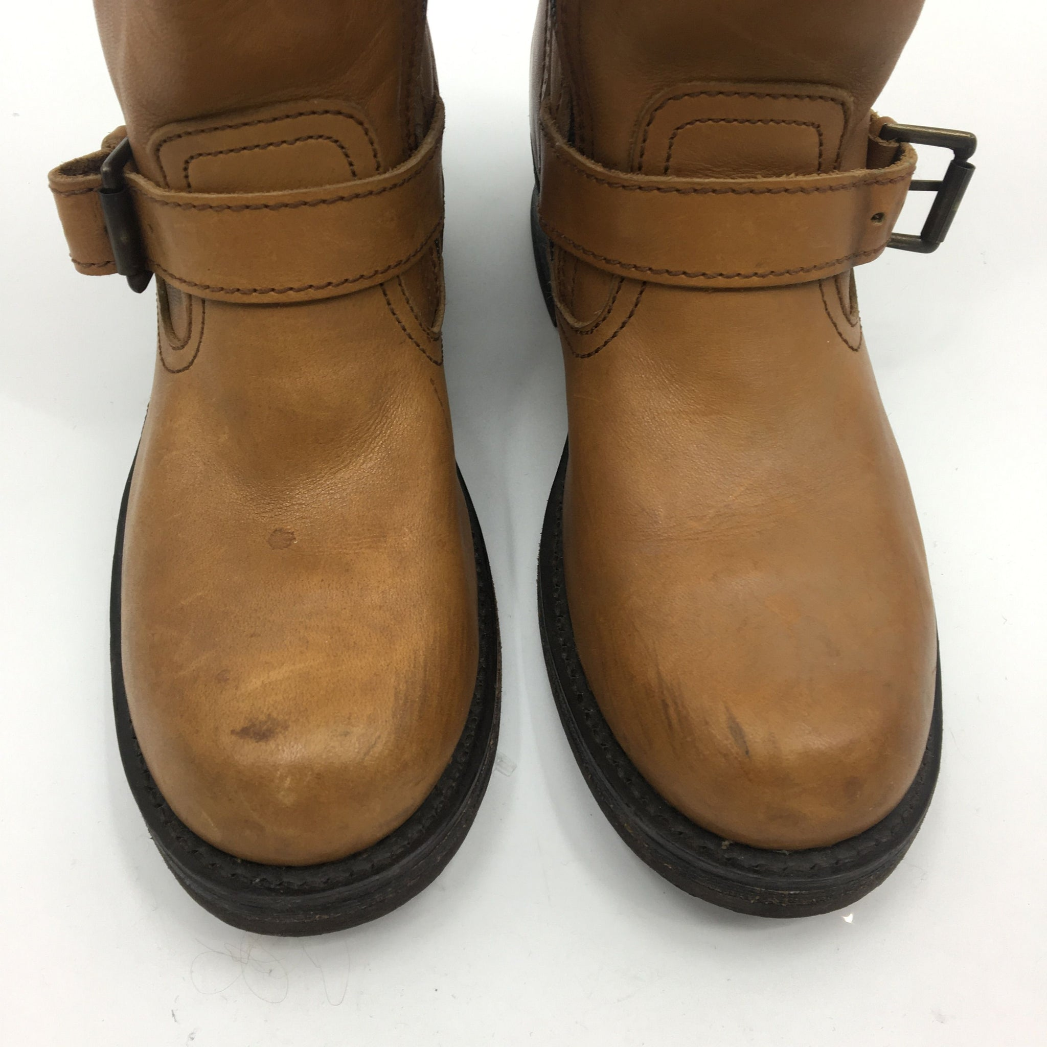 Frye Brown Shoes, Boots