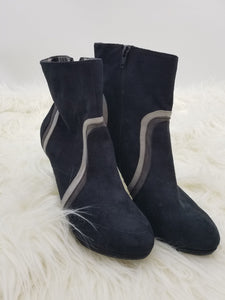 Gabriella Rocha Blue Shoes, Boots