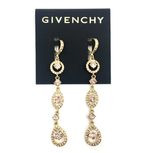 Givenchy Tan Earrings
