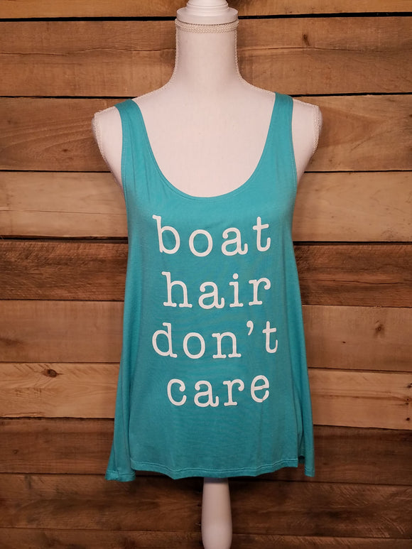Graphic Tank Mint Shirt