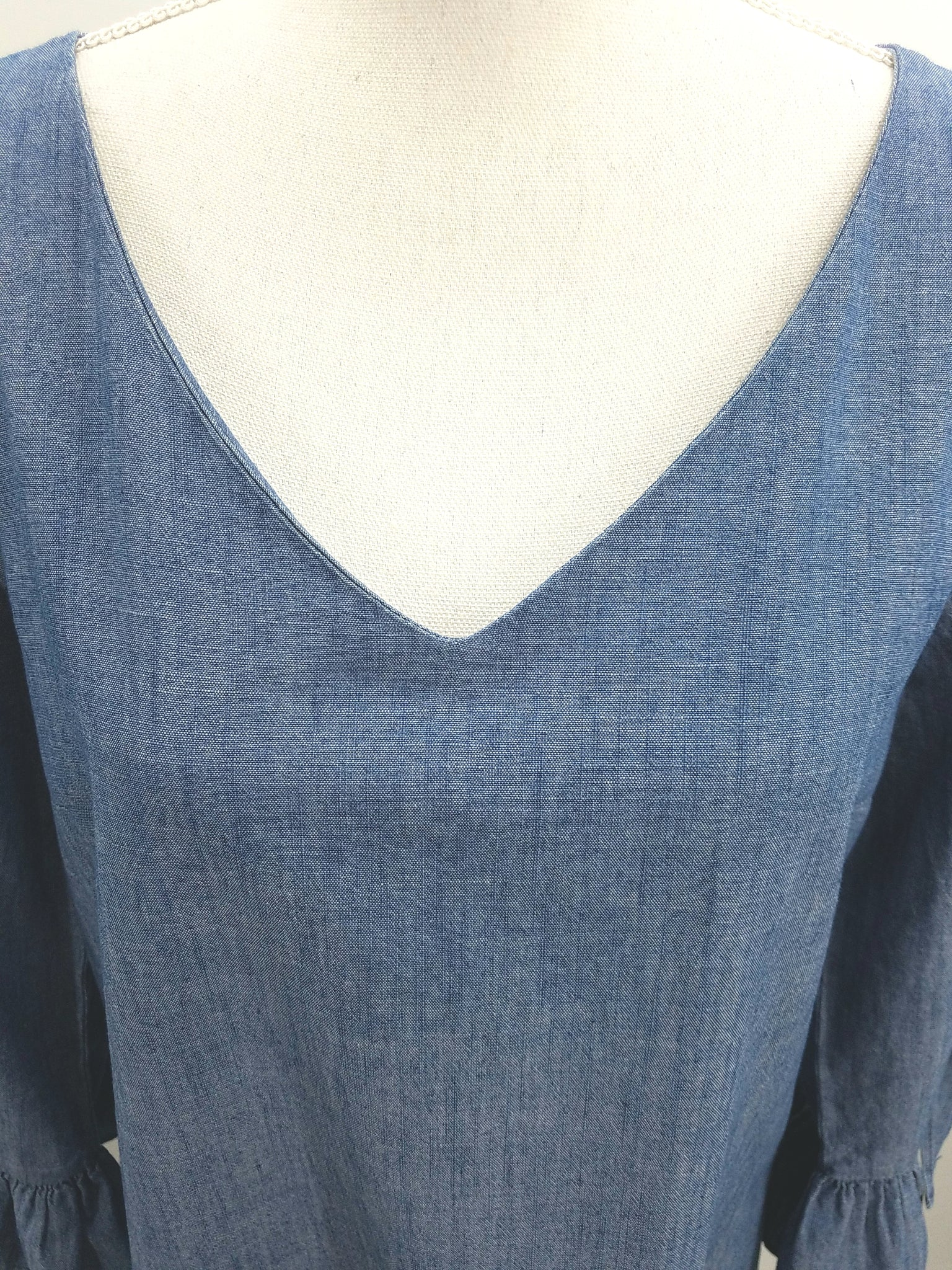 J Crew Blue Dress, Casual
