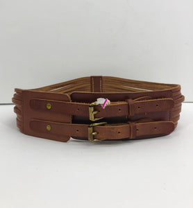 J Crew Brown Belt, Leather