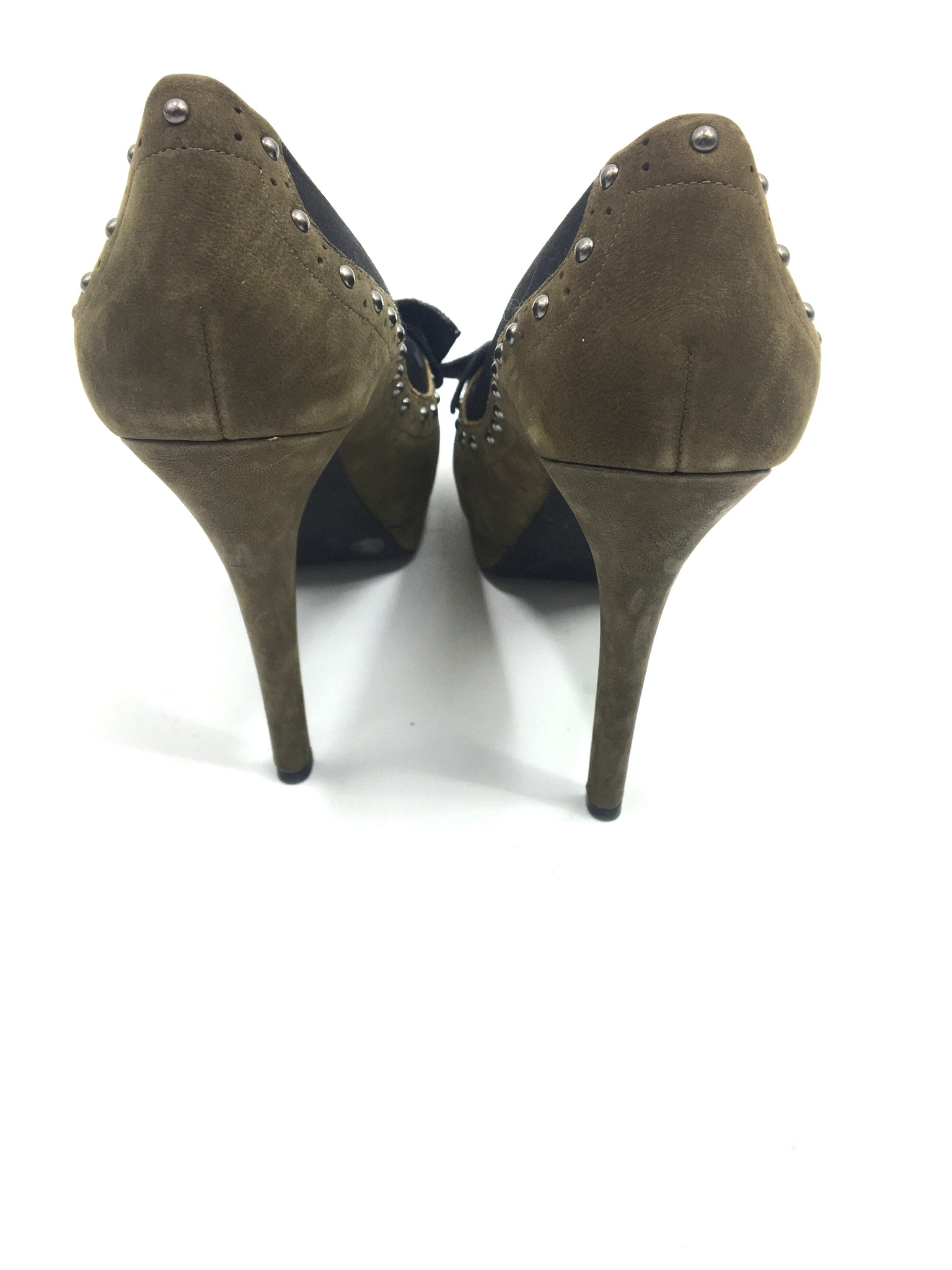 Jessica Simpson Green Shoes, Heels