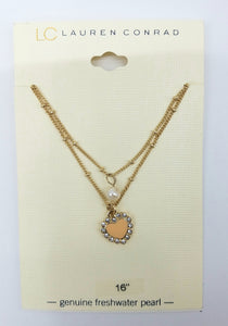 Lauren Conrad Jewel Necklace