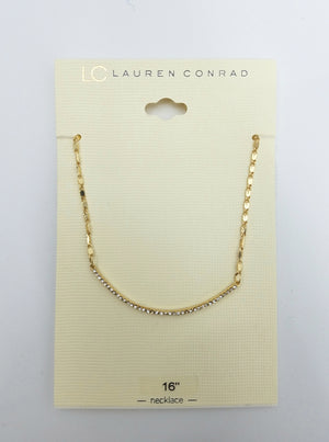 Lauren Conrad Necklace-Jewel
