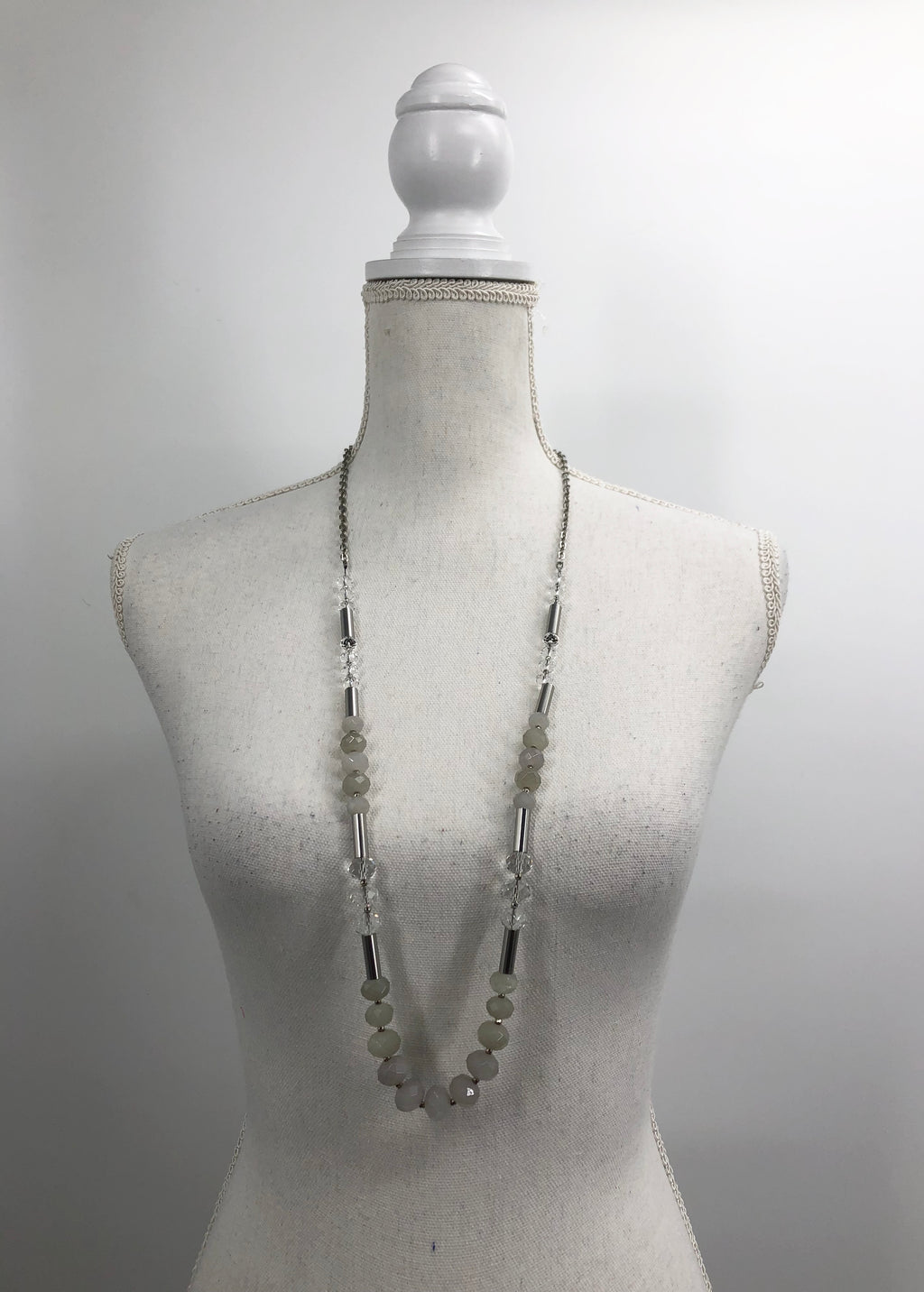 Loft Silver Necklace