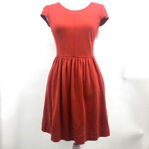 Madewell Red Dress, Casual