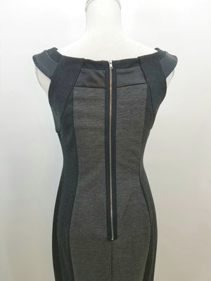 Maggie London Gray Dress, Casual
