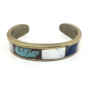 Metal Multi-Color Bracelet