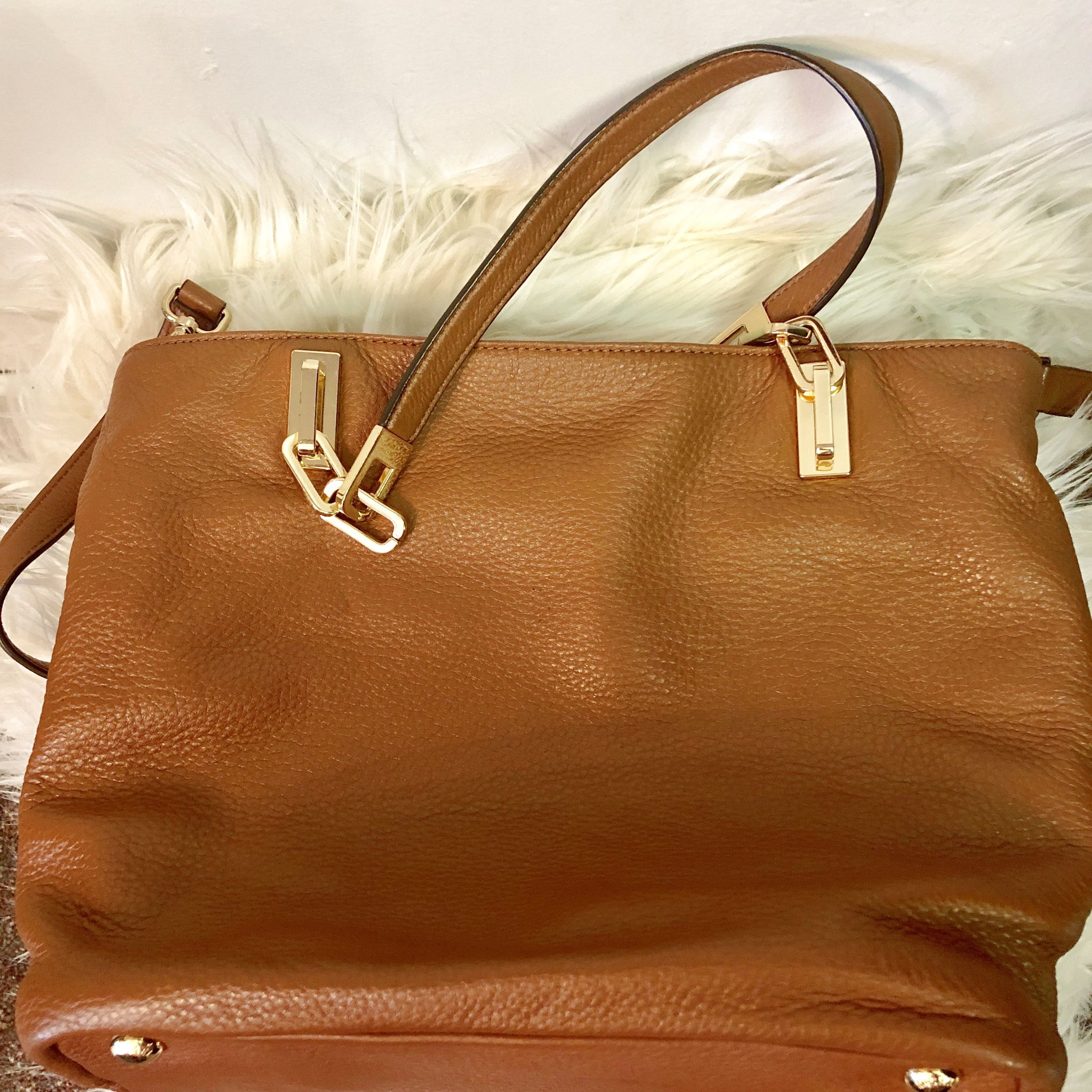 Michael Kors Brown Purse, Shoulder Bag
