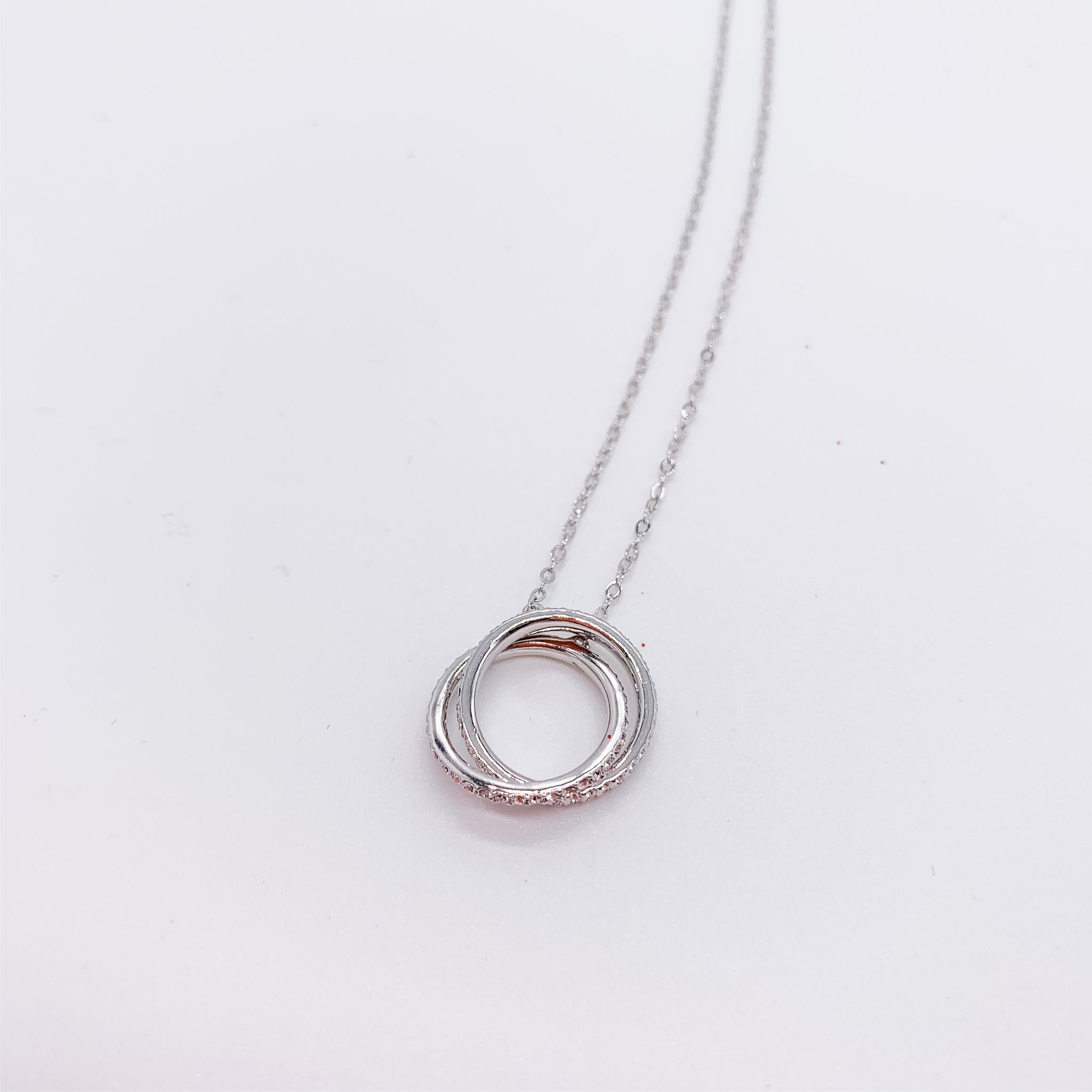 Nadri Silver Necklace