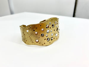 No Label Gold Bracelet