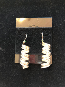 No Label Silver Earrings
