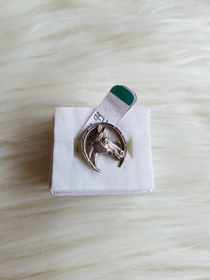 No Label Silver Ring