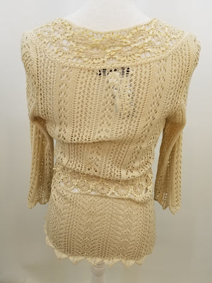 Nougat London Beige Sweater