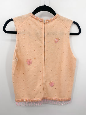 Primstyle Peach Sweater