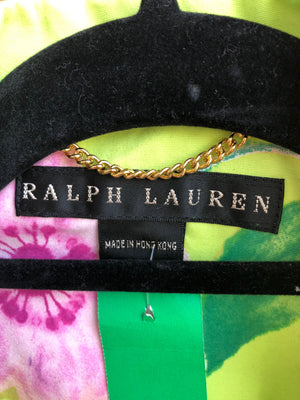 Ralph Lauren  Green Jacket