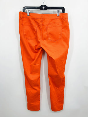 Refuge Orange Pants, Crops