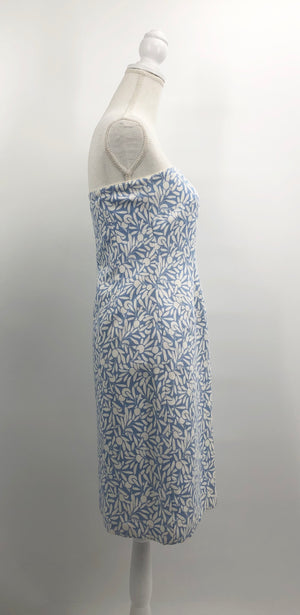 Sigrid Olsen Blue & White Dress, Casual