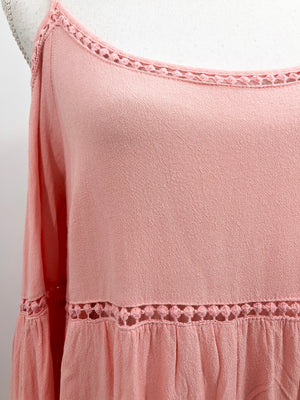 Soprano Pink Dress, Casual