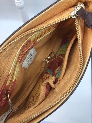Spartina Orange Purse, Shoulder Bag
