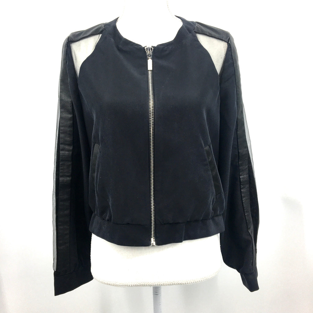 Stella & Jamie Black Jacket