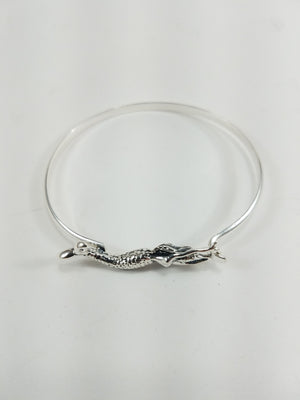 Sterling Silver Mermaid Bracelet