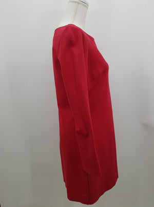 Trina Turk Red Dress, Casual