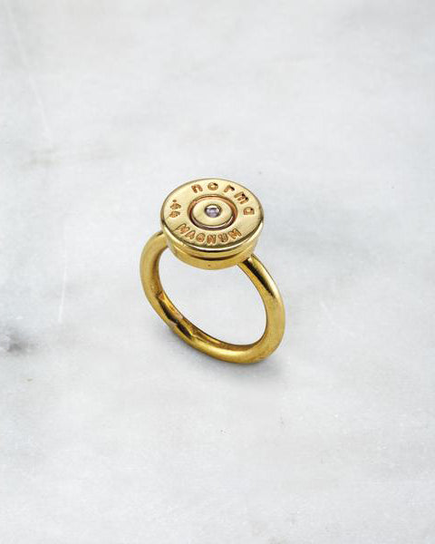 Oasis Bullet Ring