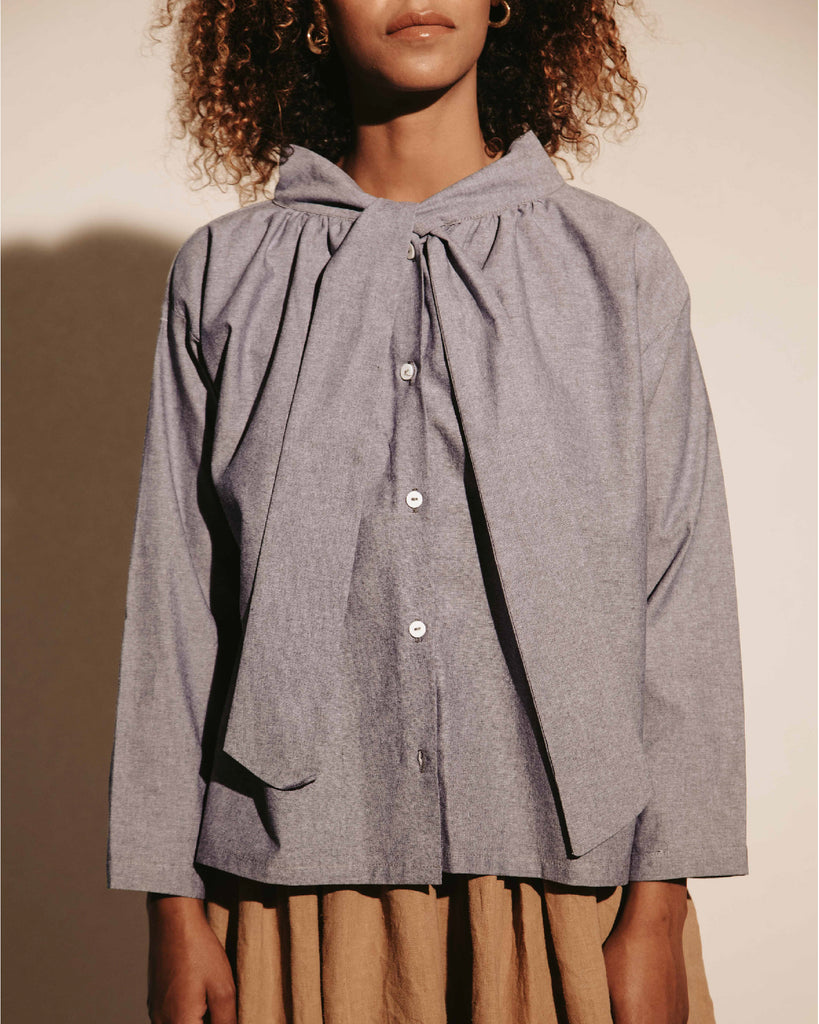 Ruched Shirt