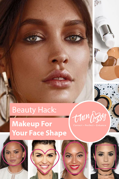 Beauty Hack: Makeup for your Face Shape