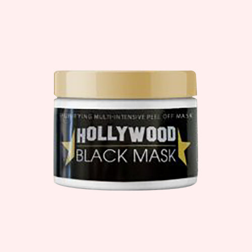 Hollywood Black Mask - Peel Off Mask | Was $77.99 Now $14.99!