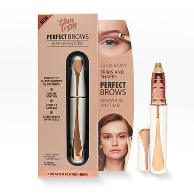 Perfect Brows Hair Remover - Perfectly Shaped Brows in Seconds!